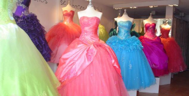 Renta Vestidos Xv Df